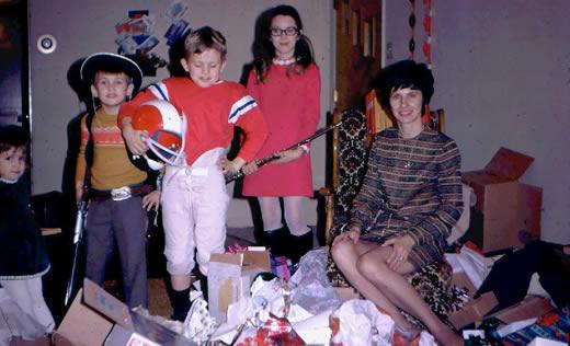 The glorious mess of Christmas