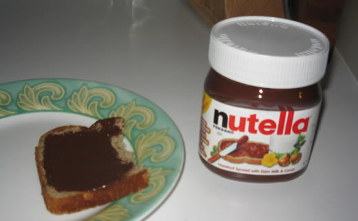 Putting the 'ella' back in Nutella.