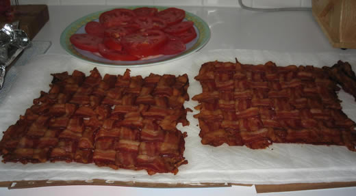 mmmm..... bacon.....