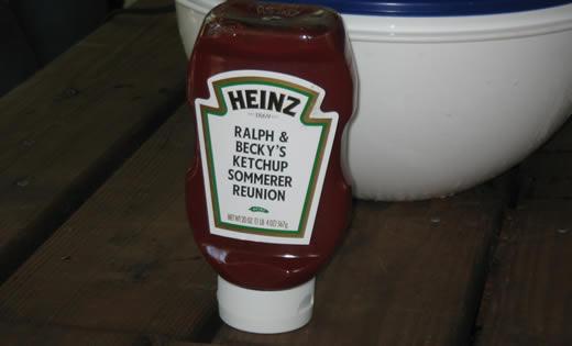 Catsup? Ketchup?