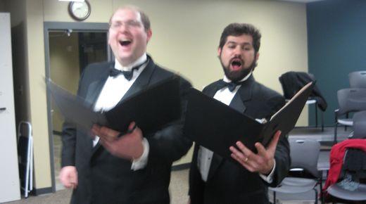 Opera Men!