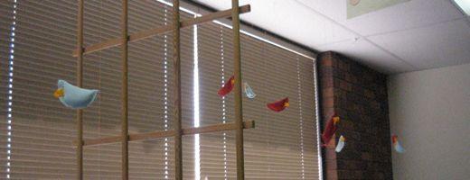 fly away, little birdies!
