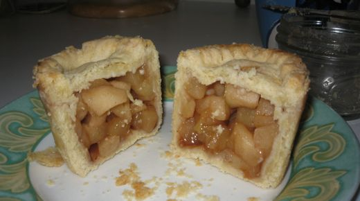 Simple Simon (pie in a jar)