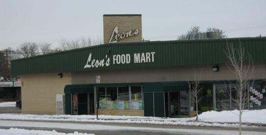Leon's.  It sounds so cool.