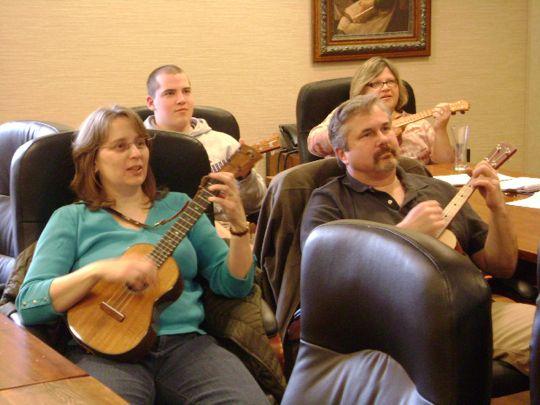 wallpaper ukulele. He played a baritone ukulele,