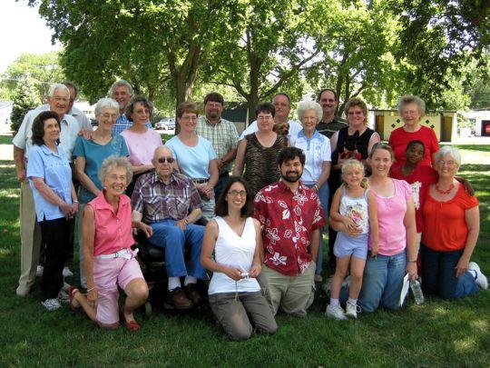 Nebraska Sommerer Family Picnic