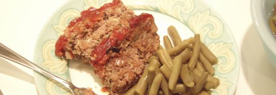 Lloyd's Famous Meatloaf