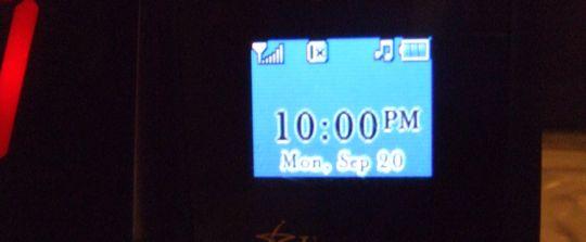 Impatient Clock