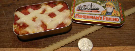 Fisherman's Lasagna